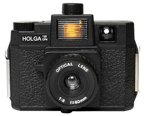 Liste pour passionnés de photographie : LE HOLGA 120 CFN