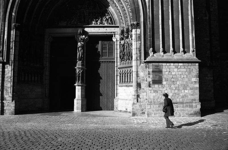 choisir pellicule noir et blanc photo de rue - street photography argentique