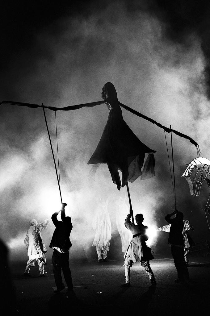 photo de nuit en argentique kodak tri-x 1600 iso