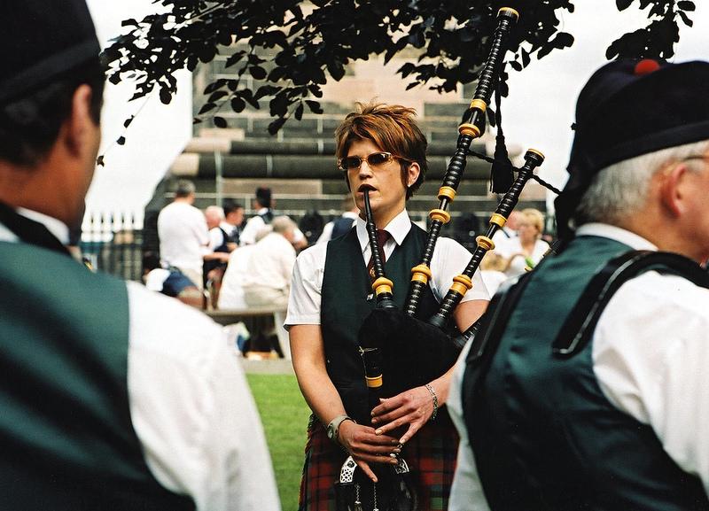festival mondial cornemuses Glasgow Ecosse