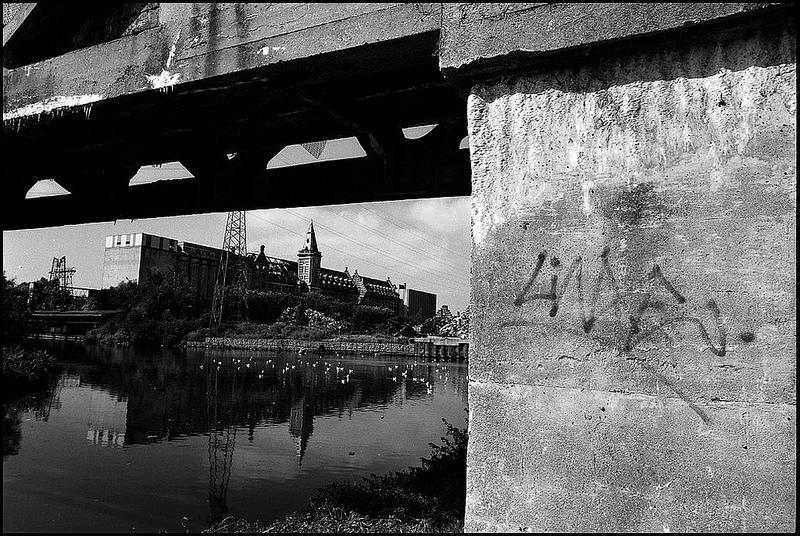 Où photographier en URBEX usines abandonnées dans le Nord de la France