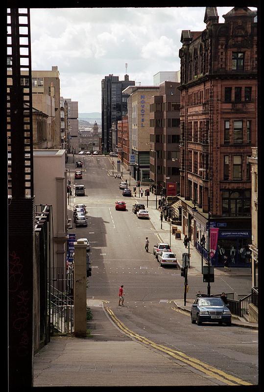 photo de voyage ville Ecosse Glasgow