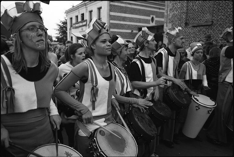 événement culturel dans le Nord - Les tambours dans les rues de Vieux Condé