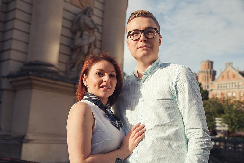 photographe Lille couples familles style rétro