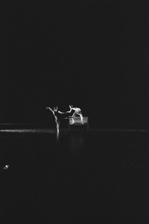 Photographie noir et blanc argentique en vente