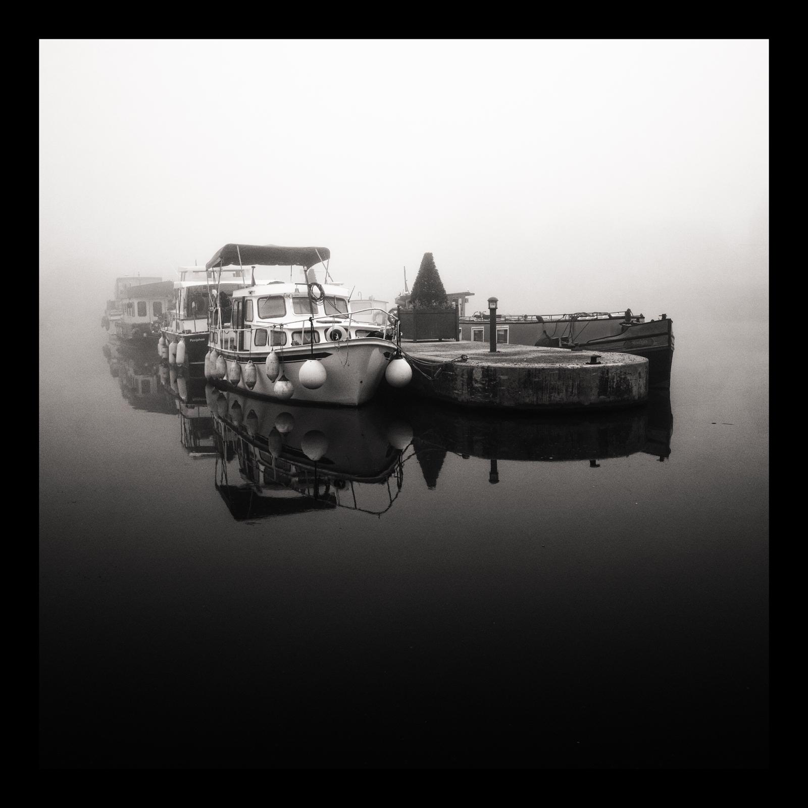 Cours photographier le brouillard en noir et blanc