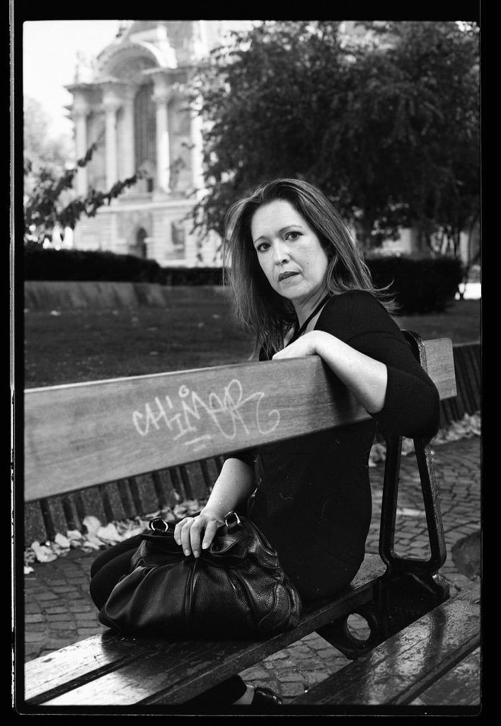 Portrait pro en noir et blanc à Lille