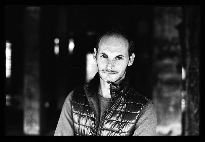 portrait acteur comedien cinema noir et blanc calais