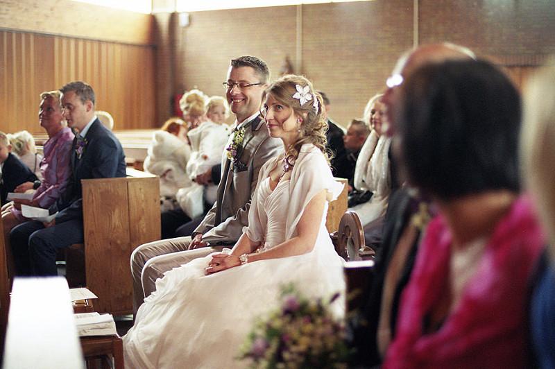 mariage d'Amélie église photographe pro Nord 59