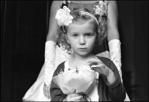 photographies de mariage noir et blanc qualité portraits enfants et témoins Wambrechies