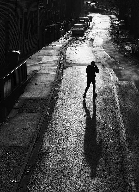 la dernière photo de rue en argentique