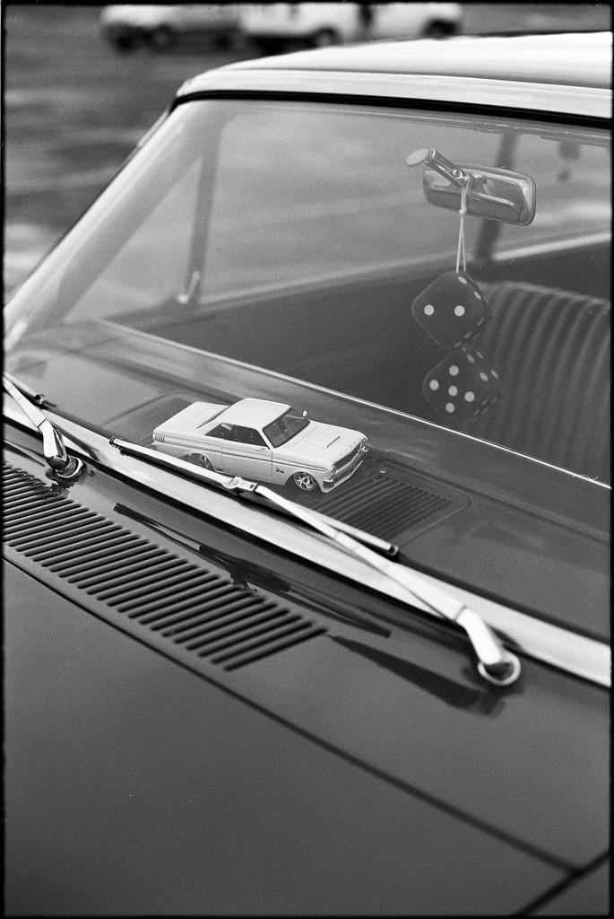 Numérisation noir et blanc Rollei Retro - Scanner