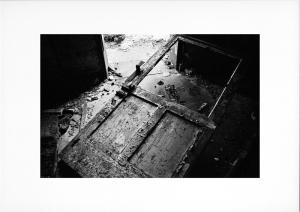 photographie argentique - tirage noir et blanc -textures
