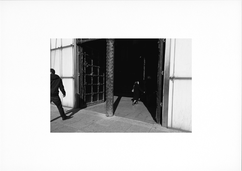 Vente de photographies noir et blanc du Nord