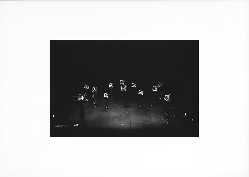 photographie de scène en noir et blanc argentique photographe spectacle