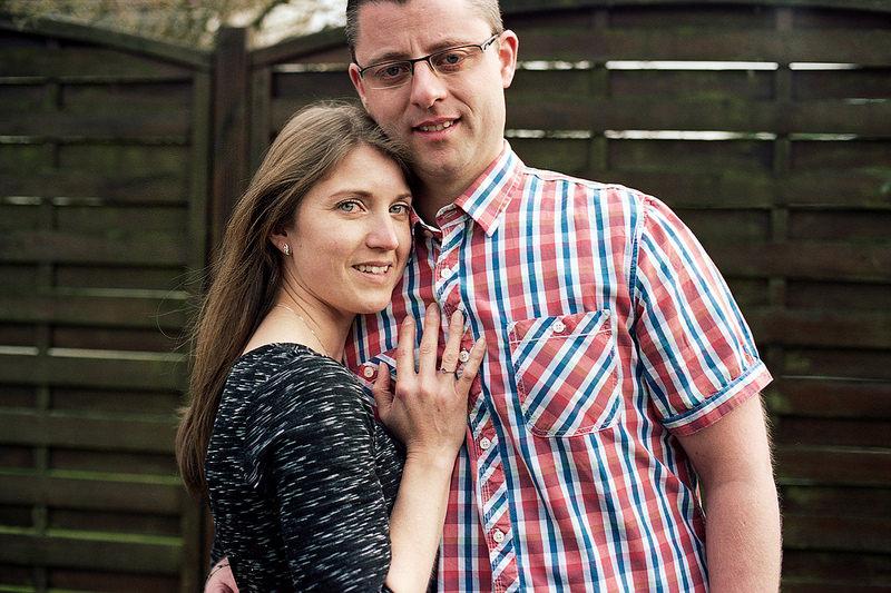 Photographe mariage rétro engagement portraits familles Douai