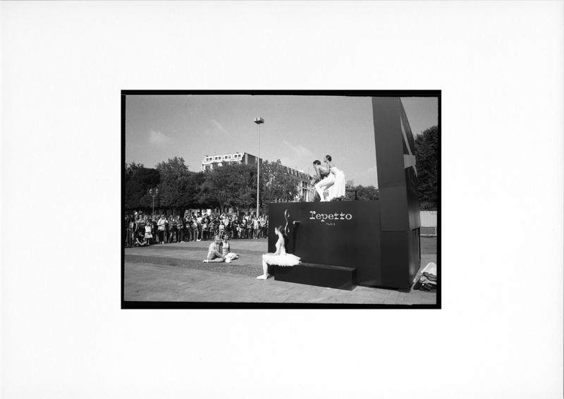 photographie de rue Repetto