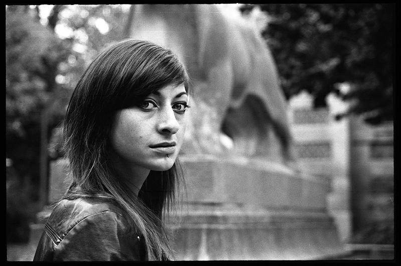 faire de beaux portraits en noir et blanc avec quel amtériel