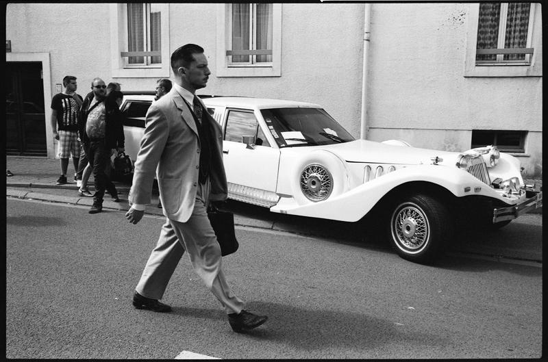 photographie de rue extrêm ou classique noir et blanc analog