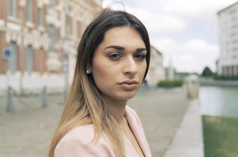 portrait Ilane CineStill 50