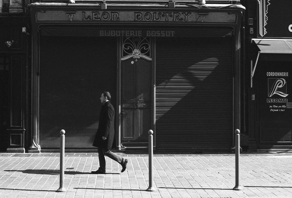 La photographie de rue avec un reflex canon eos 30v