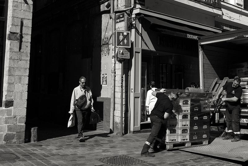 Apprendre la photo en noir et blanc avec un Canon EOS 750D