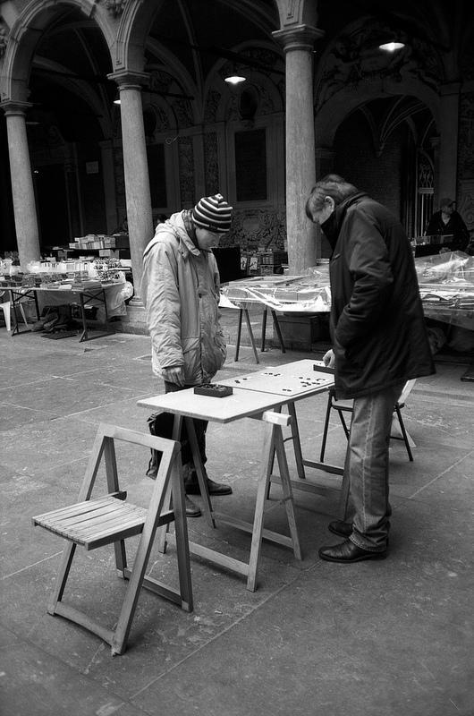 Photographe noir et blanc Lille