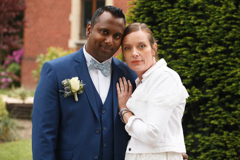 mariage à St André