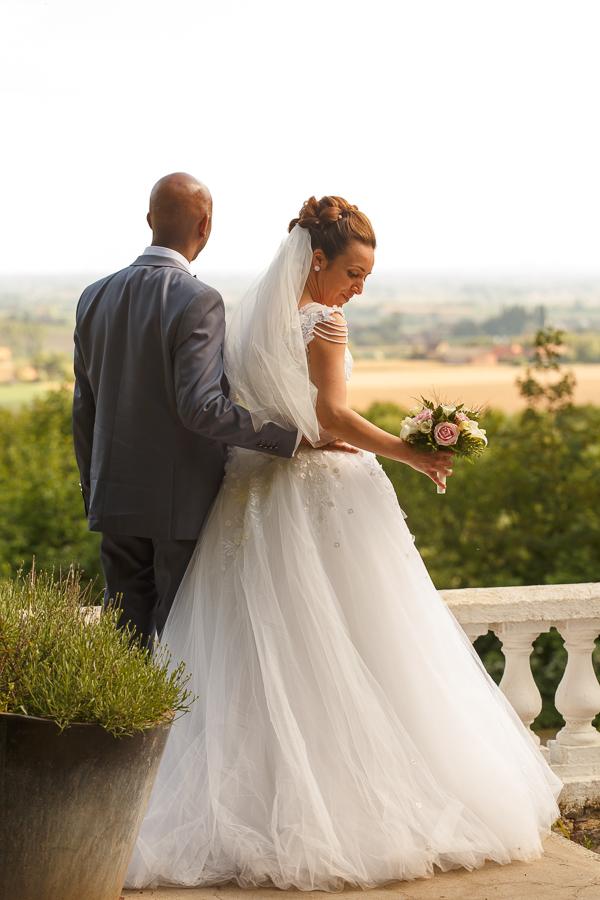 photo de mariage au 70-200