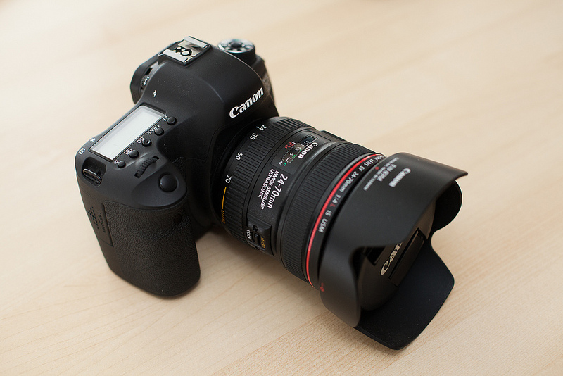Canon 24-70 F4 IS second boîtier pour reportage mariage