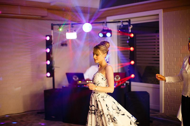Canon EOS 6D photos en soirée