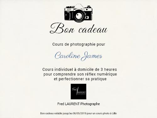 Cours photo individuel à domicile Wambrechies Marcq Lambersart La Madeleine Lille