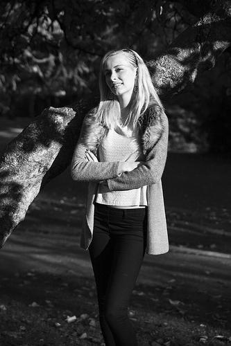 Portrait noir et blanc professionnel Lille. Shooting mode et famille.