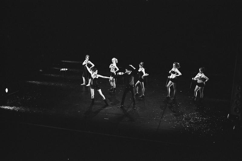 Tri-x sur scène