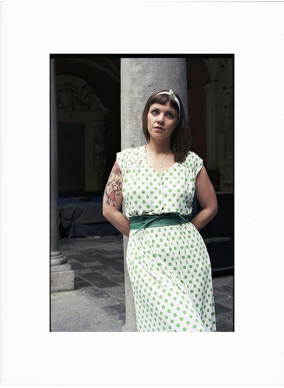 Portraits et lookbooks couleurs sur pellicule - Photographe argentique