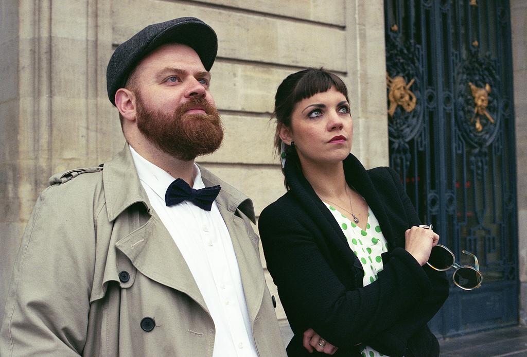 Style vintage - Portrait avec du film argentique ancien à Lille - Photographe argentique professionnel - Blog photo Lille