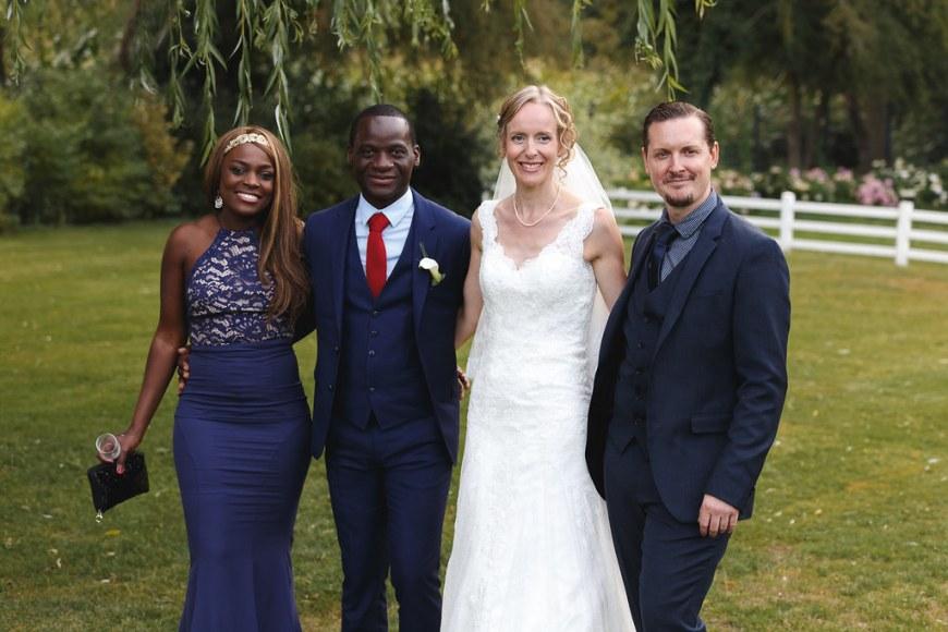 Photographie de mariage - SIGMA 70-200 MM F/2.8 APO DG OS EX HSM