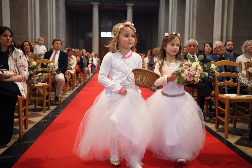 ISO élevés et grande ouverture pour les photos de cérémonies religieuses