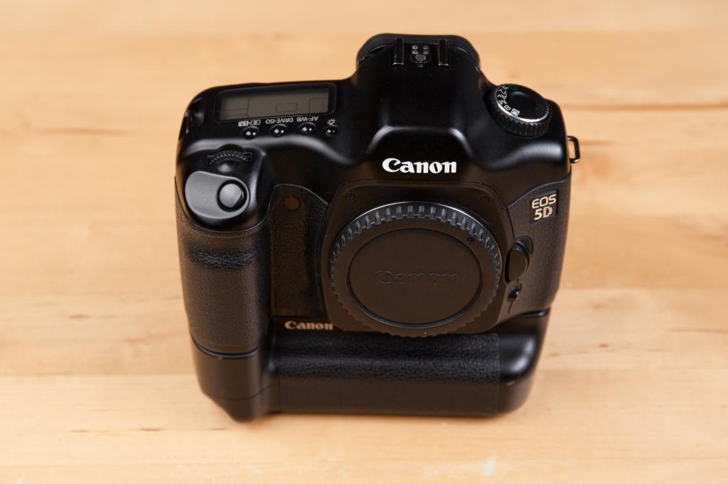 Canon EOS 5D Mark I à vendre