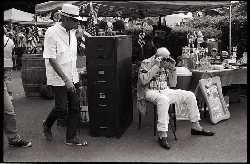 Dans la rue avec la Kodak Tri-X