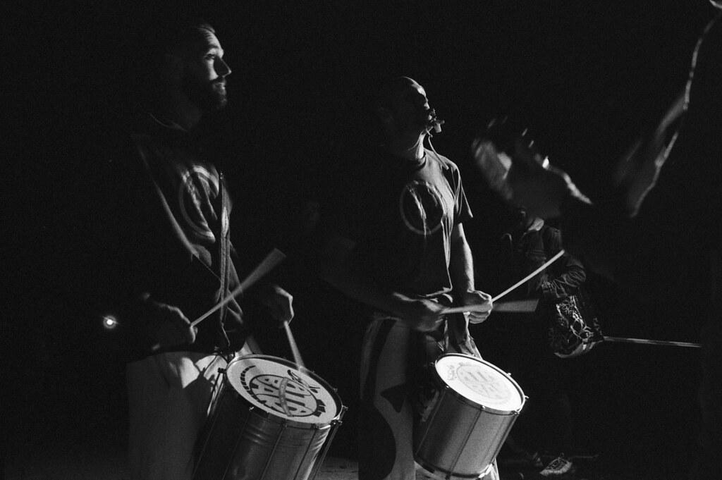 Groupe Atabak - Pellicule argentique pour photo de nuit Ilford Delta 3200