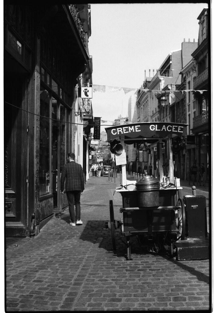Pellicule Rollei RPX 100 en photographie de rue ?