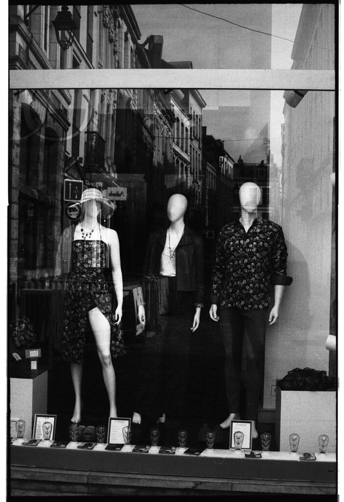 pellicule Rollei RPX 100 et photographie de rue