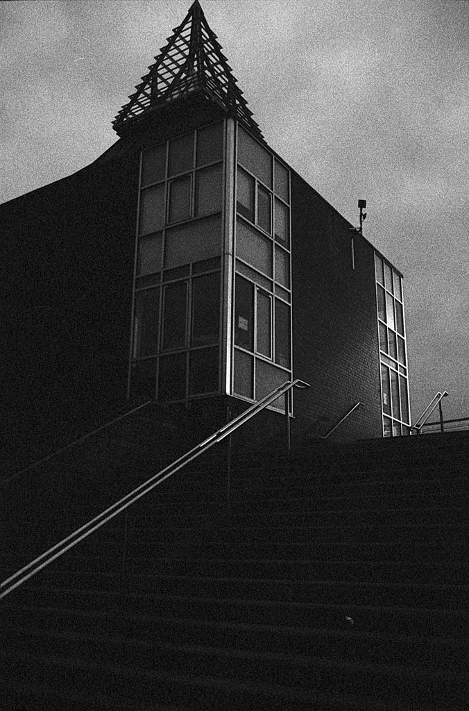 photo de nuit sous exposée Kodak P3200
