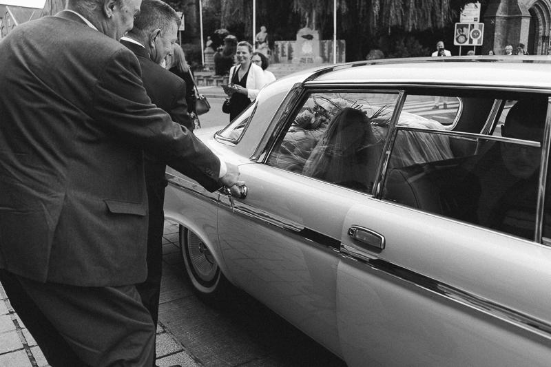 Le reportage photo en noir et blanc