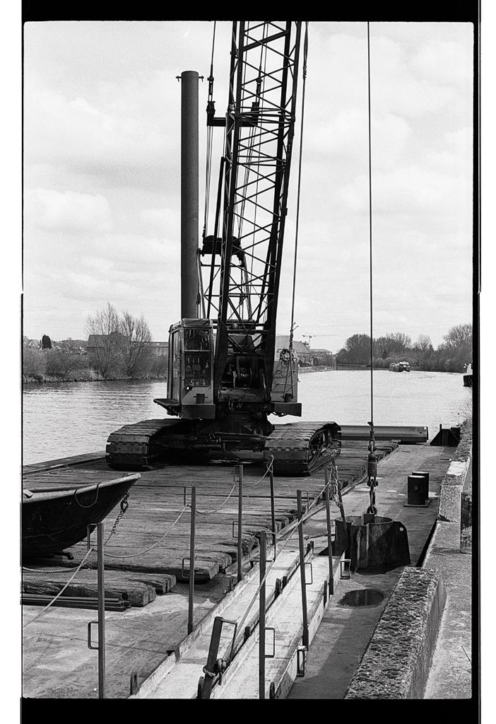 APX 100 OM 2000 et objectif Zuiko en photo noir et blanc
