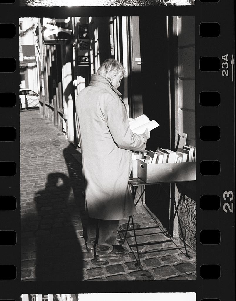 photo de rue prise à Lille avec de la Kodak Tri-X 400