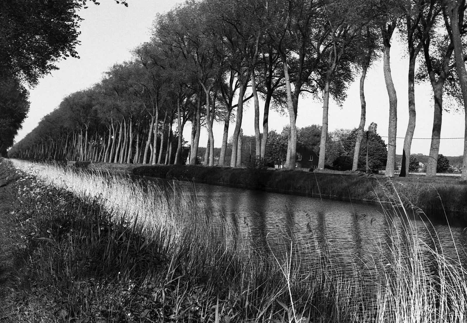 Canal de Bruges 20x27