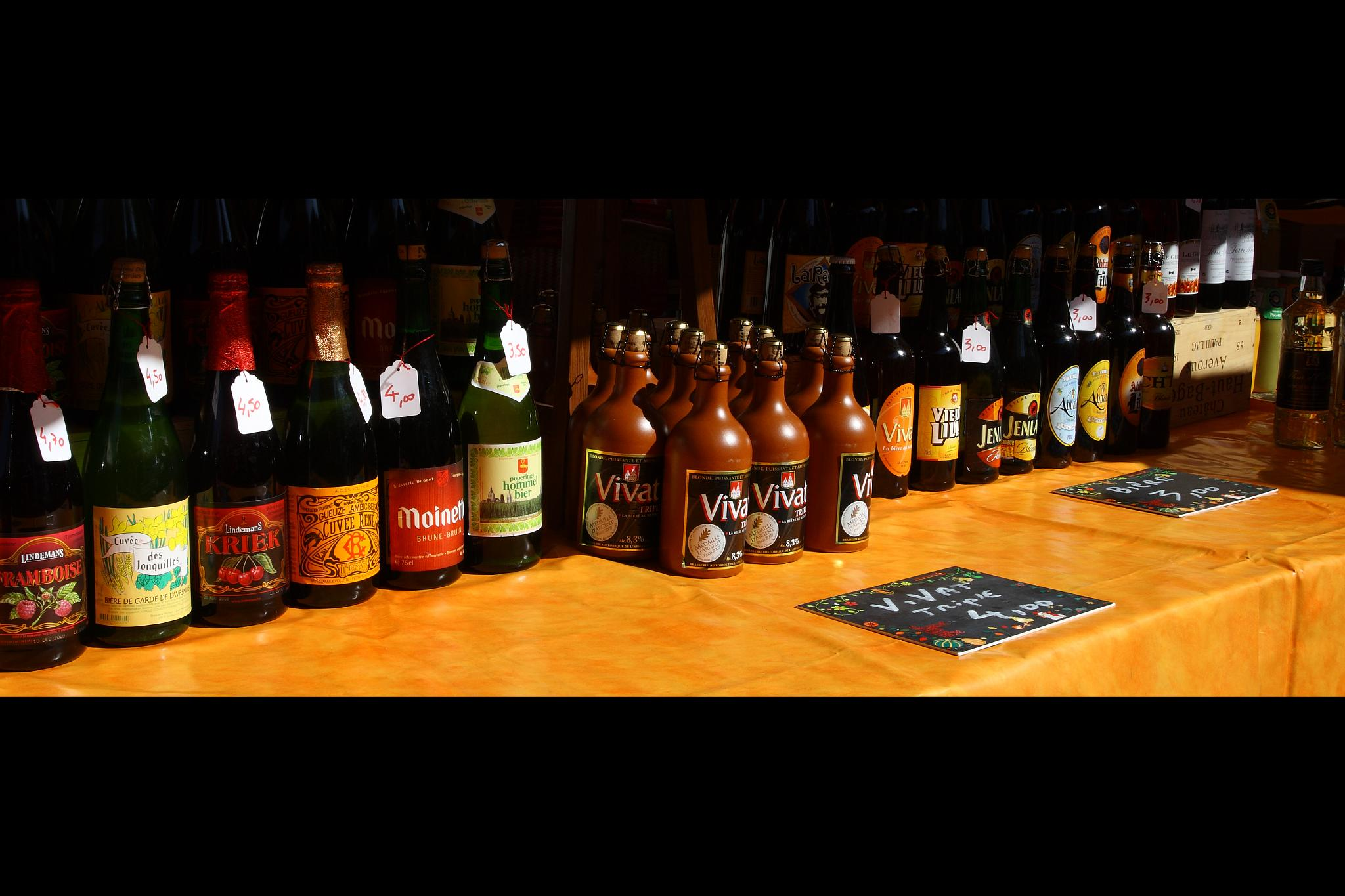 Spécialités Nord Lille bières