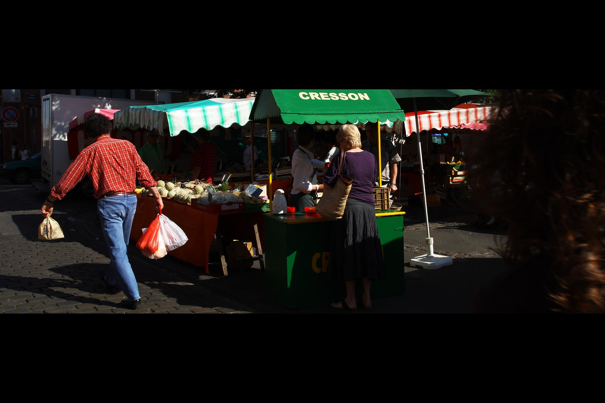 Image du Nord - Le marché